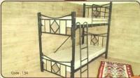 تخت 2 طبقه كد 134