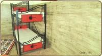 تخت 2 طبقه كد 151