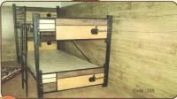 تخت 2 طبقه كد 122