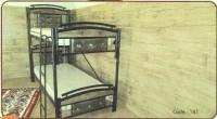 تخت 2 طبقه كد 141